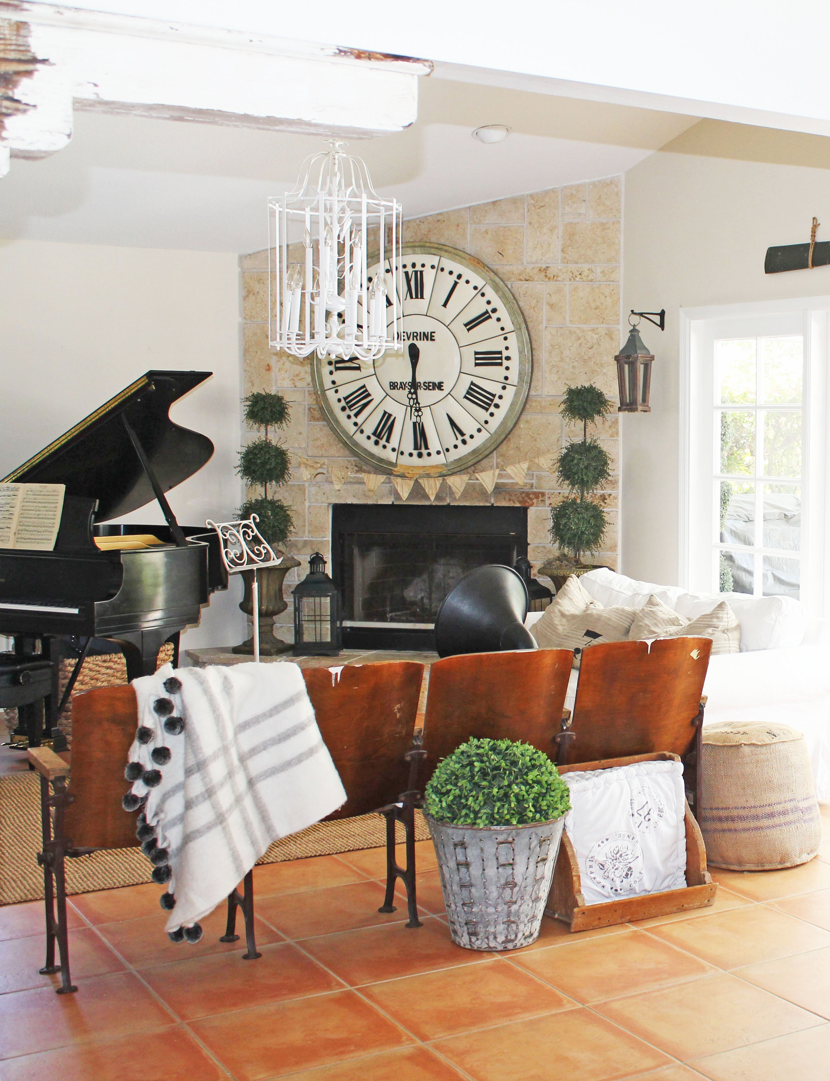 Coastal Farmhouse Meets French Country A Home Tour In The New